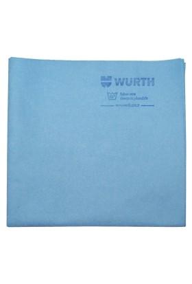 Würth 40x40 Cm Sentetik Güderi Bez Mavi 170 gr.