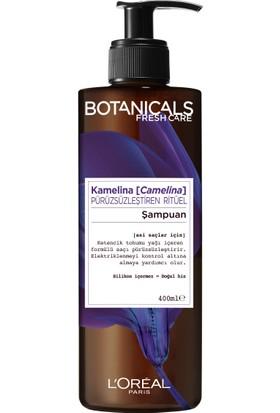 Botanicals Fresh Care Kamelina Pürüzsüzleştiren Ritüel Şampuan 400 Ml