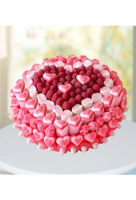Şeker Şef Kırmızı Beyaz Aşk