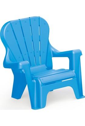 Dolu İlk Sandalyem Mavi