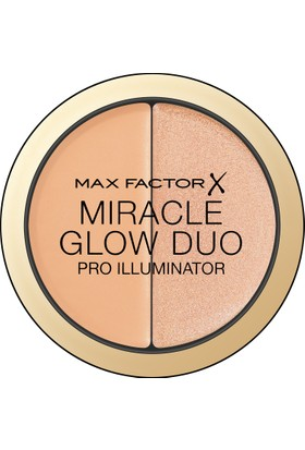 Max Factor Miracle Glow Duo 20 Medium Fondöten