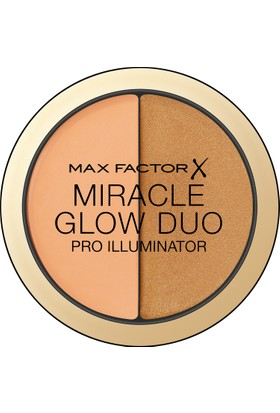 Max Factor Miracle Glow Duo 30 Deep Fondöten