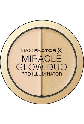 Max Factor Miracle Glow Duo 10 Light Fondöten