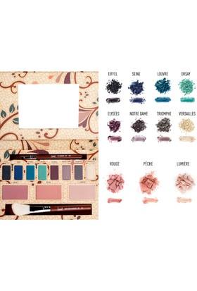 Sigma Beauty Paris Özel Seri Allık Ve Göz Farı Paleti
