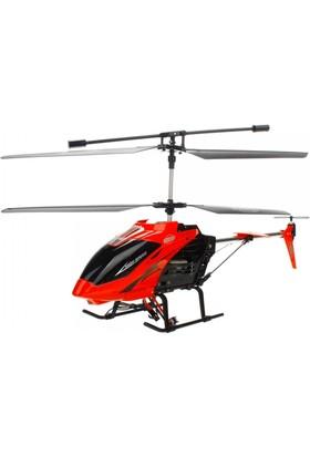 Vardem 3.5 Kanal Gyro Büyük Helikopter Kırmızı