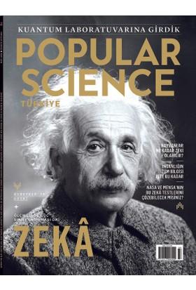 Popular Science Dergisi Yıllık Abonelik (12 Sayı)