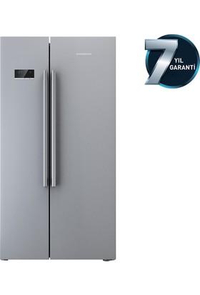 Grundig GSND 6282 S A+ 640 Lt. Duo NoFrost Gardrop Tipi Buzdolabı