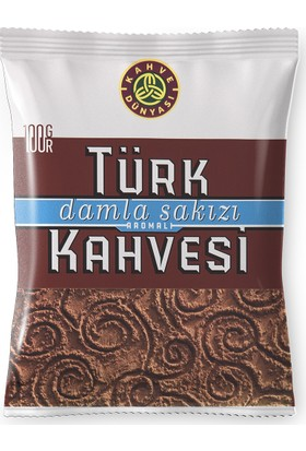 Kahve Dünyası Damla Sakızlı Türk Kahvesi 100gr