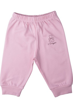 Baby Center S77961 Organik Patiksiz Bebek Pantolonu