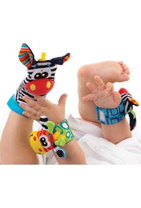 Playgro Çıngıraklı Bileklik Ve Çorap Set