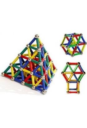 Pratik 103 Parça Manyetik Lego