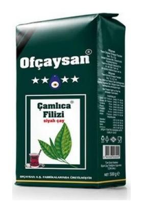Ofçaysan Çamlıca Filizi 500 Gr. Siyah Çay
