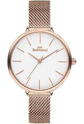 Belmond Srl744.430 Hasır Kordonlu Bayan Kol Saati