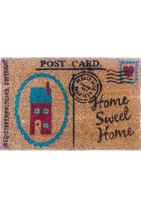 Giz Home Koko Kapı Paspası 40X60 Posta Card