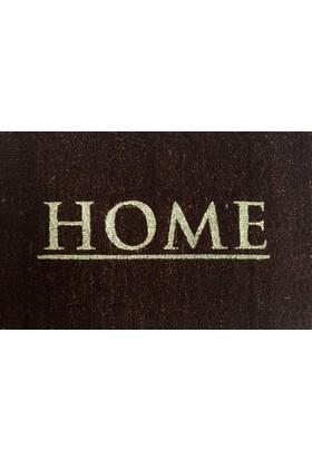 Giz Home Koko Kapı Paspası 40X60 Kahve Home