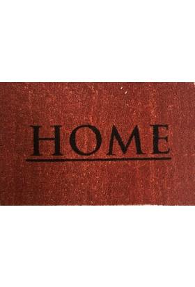 Giz Home Koko Kapı Paspası 40X60 Kıremıt Home