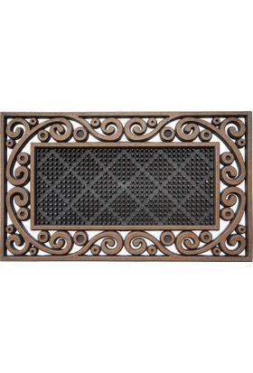 Giz Home Modern Halısız Kapı Paspası 45X75 Art