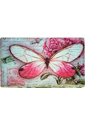 Giz Home Fashıon Kapı Paspası 40X70 Carte Postale