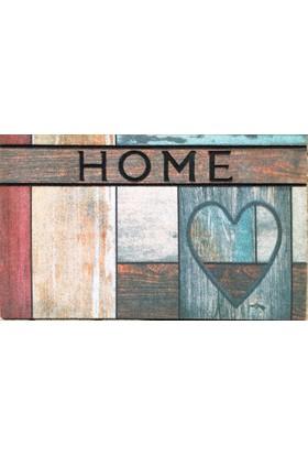 Giz Home Mozaik Kapı Paspası 45X75 8834-10