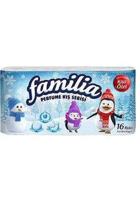 Familia Perfume Kış (Winter) Serisi 16'Lı Tuvalet Kağıdı