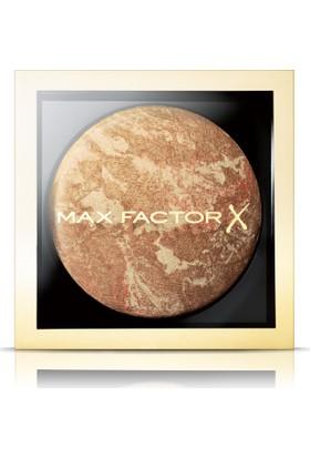Max Factor Creme Bronzer Bronze 10