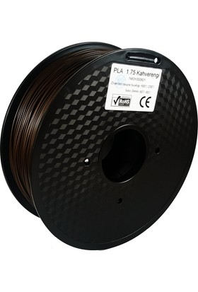 Filament Dünyası Kahverengi PLA 3D Yazıcı Filamenti 1.75mm - 1kg