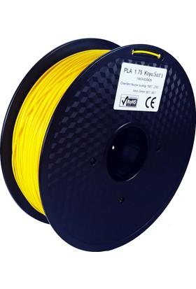 Filament Dünyası Koyu Sarı PLA 3D Yazıcı Filamenti 1.75mm - 1kg