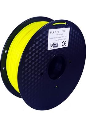 Filament Dünyası Sarı PLA 3D Yazıcı Filamenti 1.75mm - 1kg
