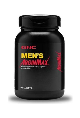 Gnc Mens Arginmax 90 Tablet