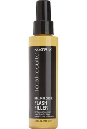 Matrix Total Results Hello Blondie Sarı Saçlar İçin Güçlendirici Parlaklik Spreyi 125Ml