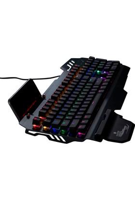 Hunter Series Işıklı Full Mekanik Profosyonel Gaming Klavye