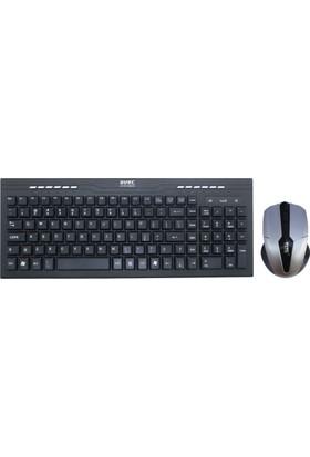 Avec AV-RFCOMBO03 Multimedya Kablosuz Klavye Mouse Set