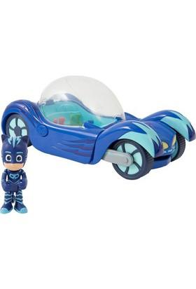 Giochi Presiozi Pijamaskeliler Pjm 10000 Kedi Çocuk Ve Arabası Deluxe Cat Car 24620