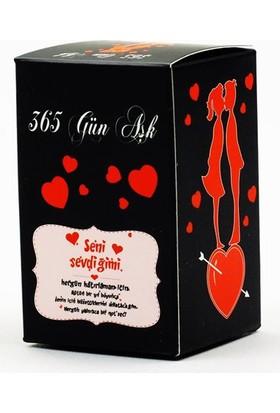 Hediye Paketim Sevgiliye 365 Gün Aşk Sözcükleri