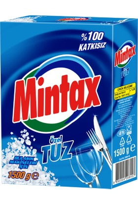 Mintax Bulaşık Makinesi İçin Özel Tuz