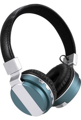 Romix BT006 Bluetooth Destekli Kulaklık - Yeşil
