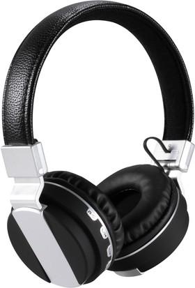 Romix BT006 Bluetooth Destekli Kulaklık - Siyah