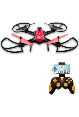 HC653 Wifi Kameralı Kumandalı Drone FPV Canlı İzle