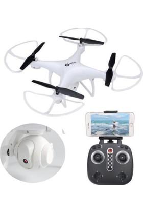 LH X25 Wifi Kameralı Drone Hareketli Kamera