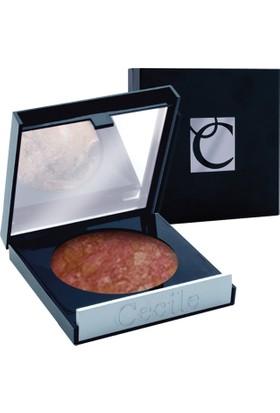 Cecile Işıltılı Allık / Cooked Terracotta 06