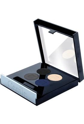 Cecile 4 lü Far / Matte Quatro Eyeshadow 805
