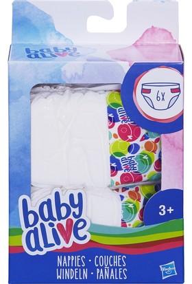 Baby Alive Yedek Bez