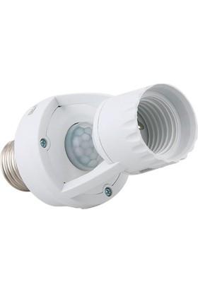 Ed-Son Ed-Son 360 Derece Hareket Sensörlü Duy Pratik E-27 Duy Ed-3330