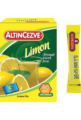 Altıncezve Tek İçimlik Limon 60 Adet Stick