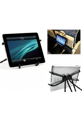 Spider Podium Örümcek Tablet Standı/Tutucu Siyah