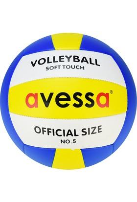Avessa VM PVC 5 Soft Touch Dikişli 5 No Voleybol Topu