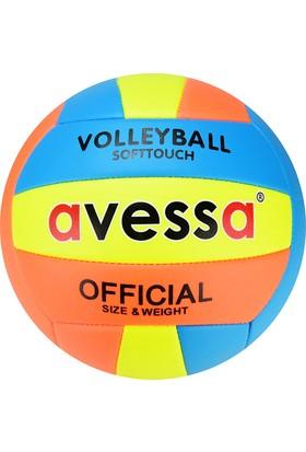 Avessa VM PVC Y5N Soft Touch Dikişli 5 No Voleybol Topu