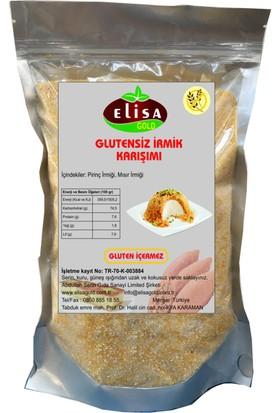 Elisa Gold Glutensiz İrmik Karışımı 1000 gr