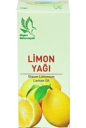 Doğan Baharat Limon Yağı 20 Cc
