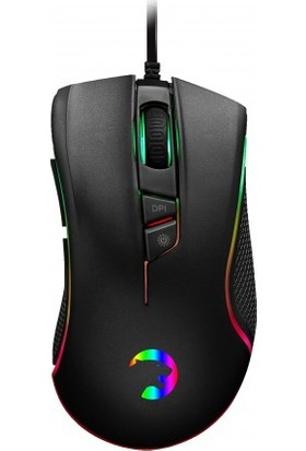 Gamepower Bane Gaming Optik Mouse Usb - Siyah